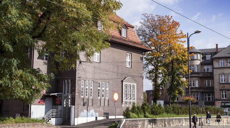 Budynek OPS Świętochłowice ul. Katowicka 35